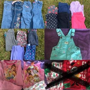 Girls 2T clothing bundle